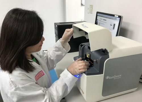 基米領先進入肺腺癌標靶藥物液態活檢基因檢測市場